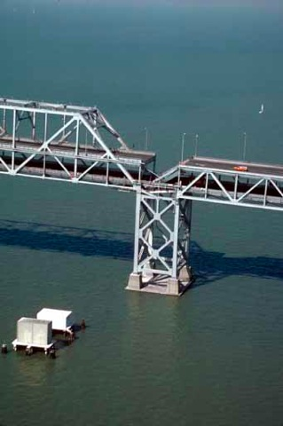 Bay Bridge collapse